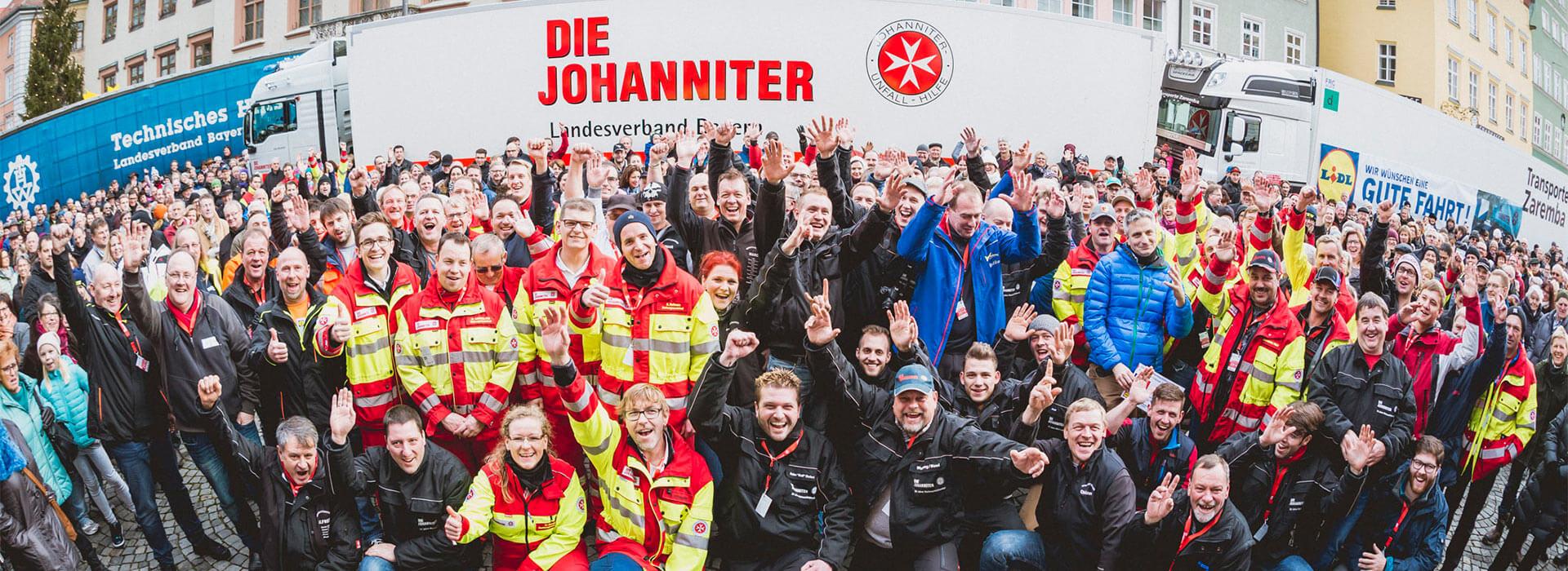 Johanniter-Weihnachstrucker_Aktion_Header